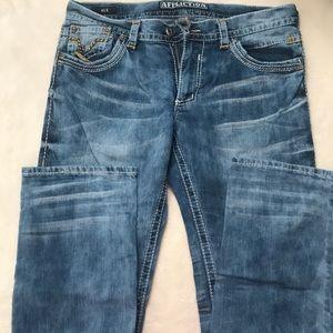 Affliction ACE jeans